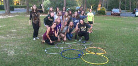 2016 Spring Youth Group