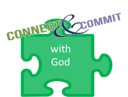 Connect & Commit with God