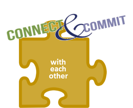 Connect & Commit with Each Other