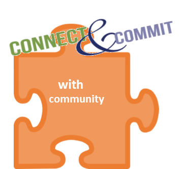 Connect & Commit with the Community