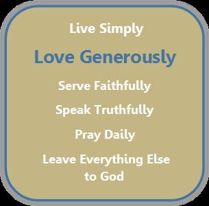 Love Generously