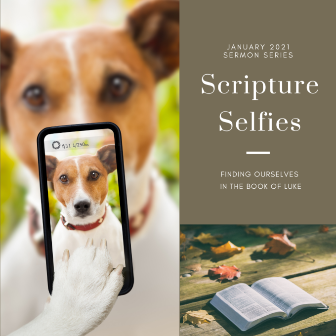 Scripture Selfies: The Baptism of the Lord